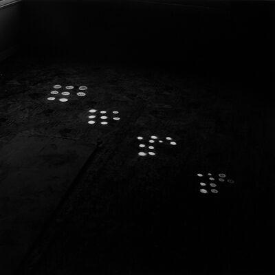 John Divola, 'Vandalism Series 74V43', 1973-1975