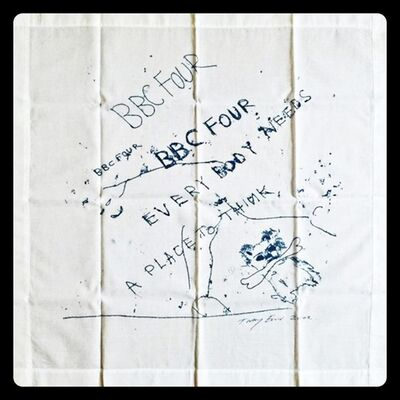 Tracey Emin, 'Everybody Needs a Place to Think ', 2002