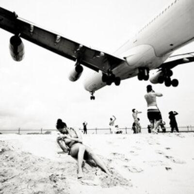 Josef Hoflehner, 'Jet Airliner #4'