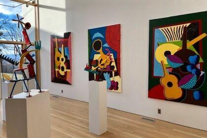 Surrealities: The Art of Ed Haddaway and Russ Warren