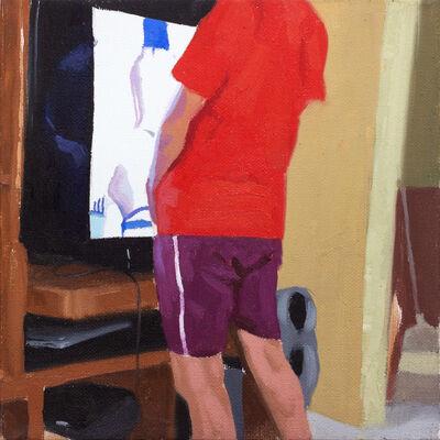 Mauro C. Martinez, 'Screen Shot (study)', 2020