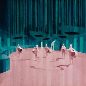 Adam Dix, 'Distant Drums', 2018