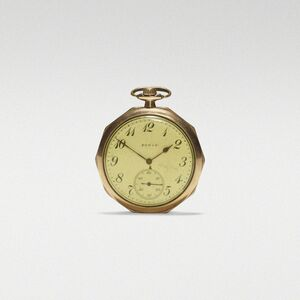 Elgin National Watch Company, 'pocket watch', c. 1930