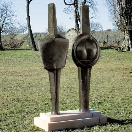 Wander Bertoni, 'Man and Woman', Design 1955-1990