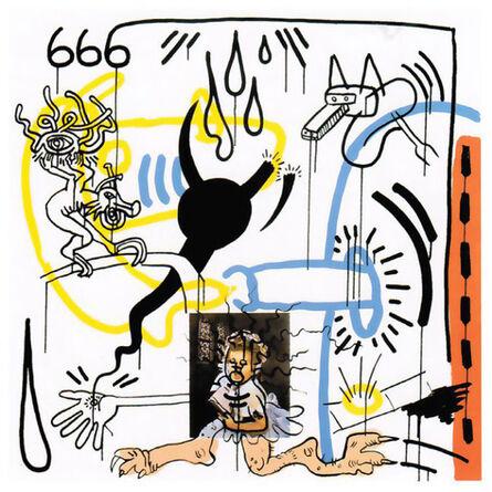 Keith Haring, 'Apocalypse 8', 1988