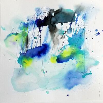 Sun K. Kwak, 'Bleu', 2018