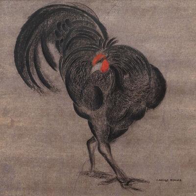 Camille Roche, 'Black Cock'