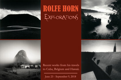 ROLFE HORN: EXPLORATIONS