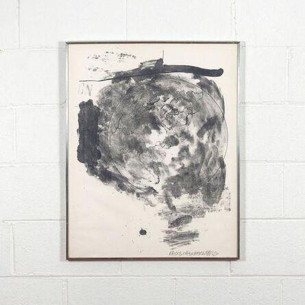 Robert Rauschenberg, 'Medallion (Stoned Moon)', 1969