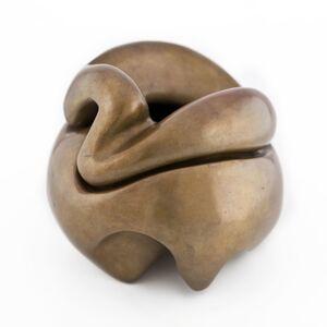 Saloua Raouda Choucair, 'Dual', 1978-1980