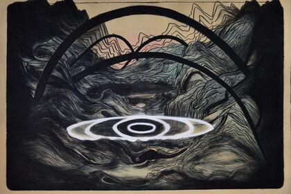 Mercurial Night // Lara Orman
