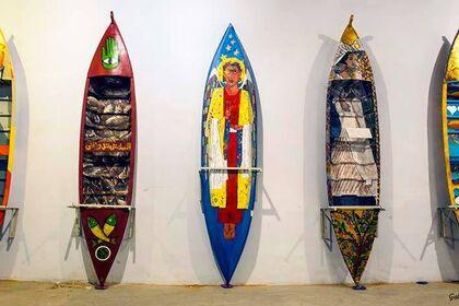 Boats of the Borrollos