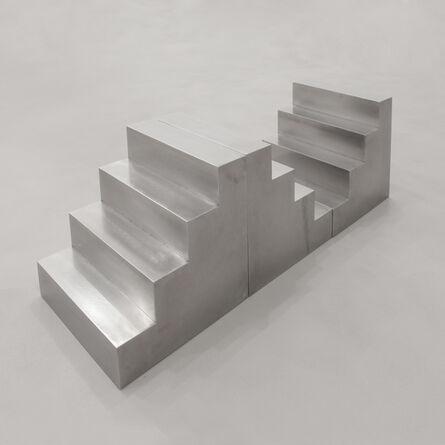 Nicola Carrino, 'Ri/Costruttivo 1/69 E.2016, Gamma Uno, 3 scale modules, n. 7.57/9.57', 1969-2016