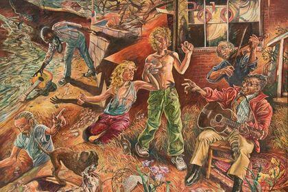 Art Rosenbaum and Margo Newmark Rosenbaum: Journeys in Art, Music, and Folklore