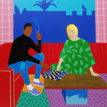 Alan Fears, 'All the Right Moves', 2018