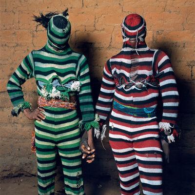 Phyllis Galembo, 'Ewokom Masquerade, Eshinjok Village, Nigeria', 2004