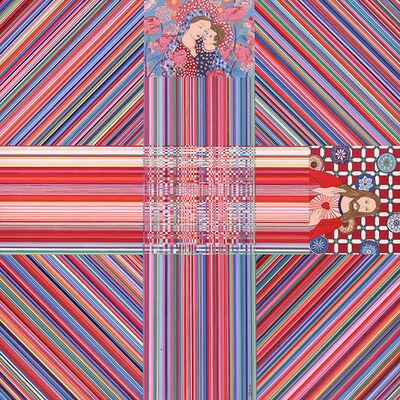 Liu Tianlian 刘天怜, 'The Reflection on Virgin Mary', 2015