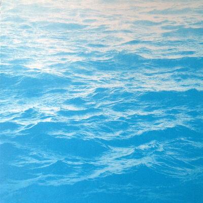 MaryBeth Thielhelm, 'White Turquoise Sea', 2012