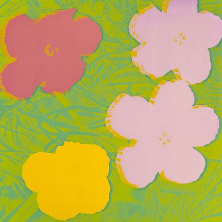 Andy Warhol, 'Flowers', 1970