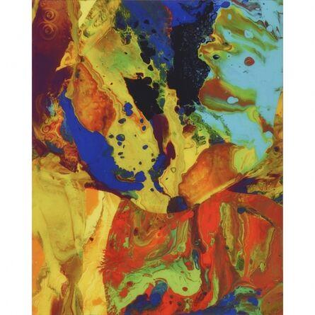 Gerhard Richter, 'Bagdad I (P9)', 2015