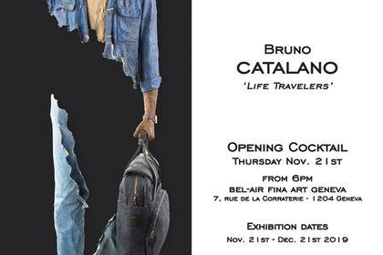 'LIFE TRAVELERS', BRUNO CATALANO, 2019