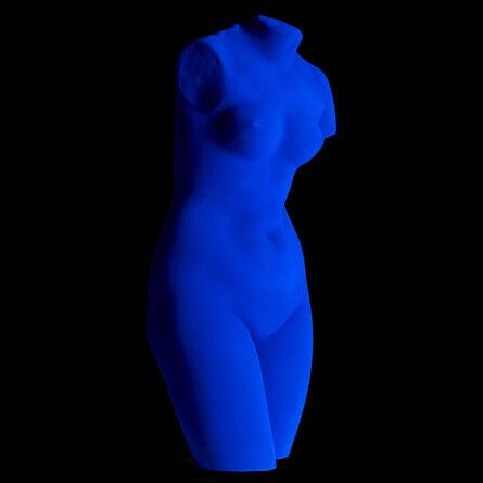 Yves Klein, 'Vénus Bleue (S 41)', 1962-1982