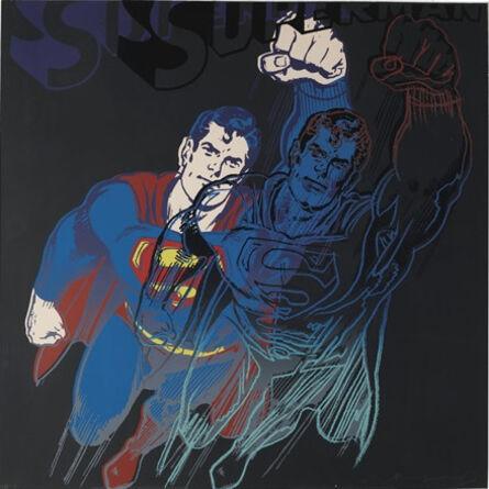 Andy Warhol, 'Superman (F. & S. II. 260)', 1981