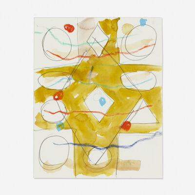 Norbert Prangenberg, 'Untitled', 1989