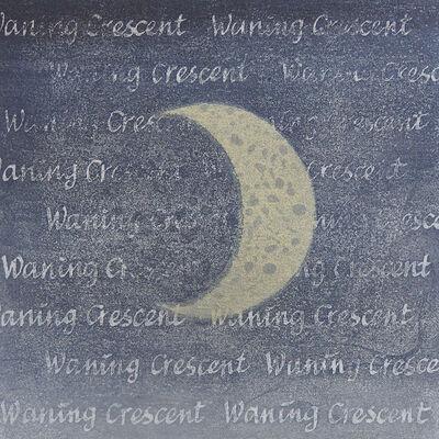 Monica Chivas, 'Waning Moon', 2020