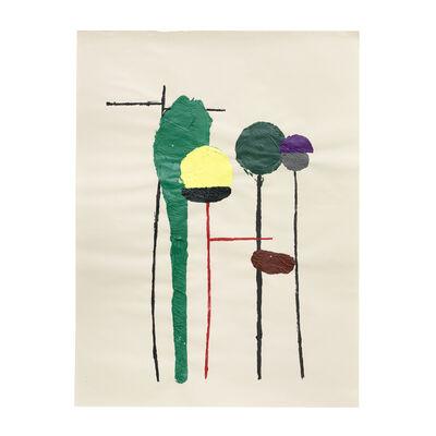 Georgie Hopton, 'Medium Size Veg Print (i)', 2009