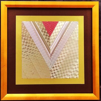 Kenneth Noland, 'Untitled Chevron, for Trustees of the Honolulu Museum of Art', 1984