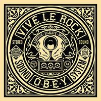 Shepard Fairey, '50 Shades of Black Box Set: Viva Le Rock', 2014