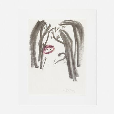 Willem de Kooning, 'Head of a Woman', 1964
