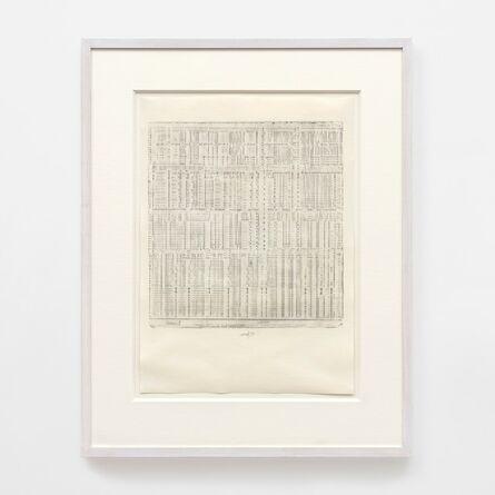 Heinz Mack, 'Untitled', 1962