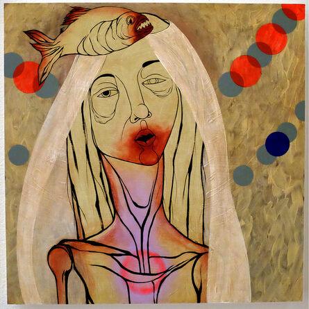 Jennifer Caviola (CAKE), 'Piranha Bride', 2013-2014