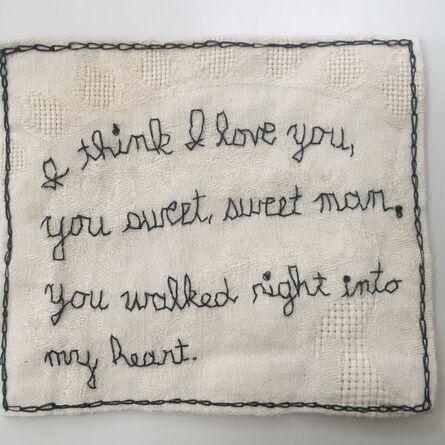 Iviva Olenick, 'I think I love you', 2018