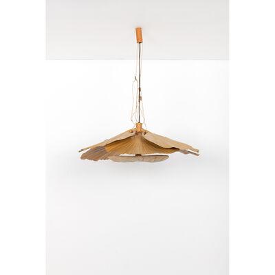 Ingo Maurer, 'Uchiwa - Ceiling lamp', 1973
