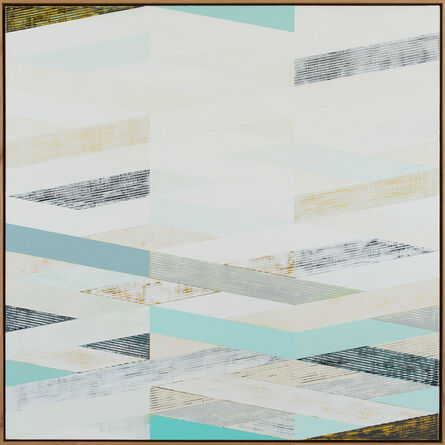 Sunny Taylor, 'Weave with Winter Hues', 2016