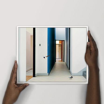 Karen Knorr, 'Fables: The Passage, Villa Savoye', 2006
