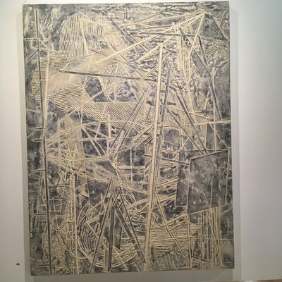 Frank Owen, 'Rime', 1985
