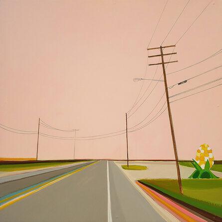 Grant Haffner, 'Welcome to Bridgehampton', 2007