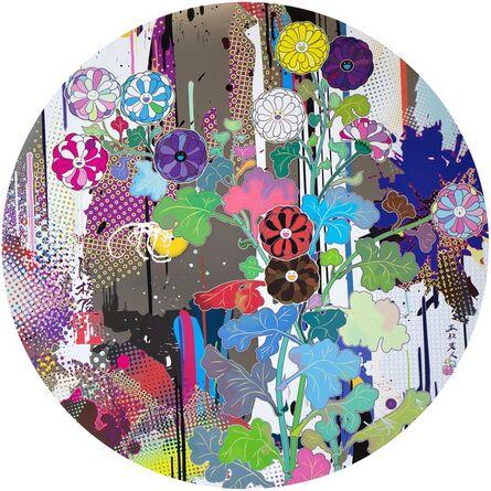 Takashi Murakami, 'Korin: Superstring Theory ', 2015