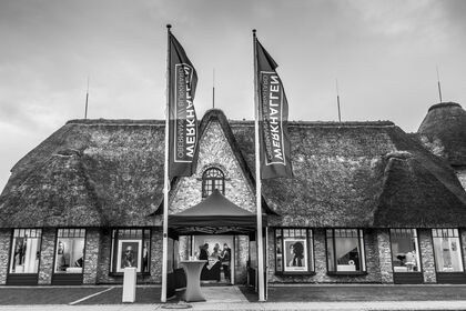 NEW GALLERY in KAMPEN // SYLT