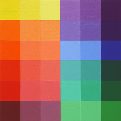 Damon Freed, 'The Physiology of Color', 2017