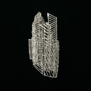 Fumiki Taguchi, 'Construction 03', 2019