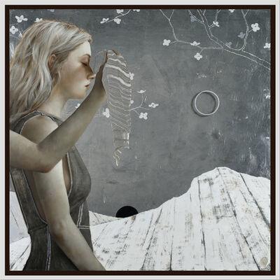 Brad Kunkle, 'Moon and Moon', 2016
