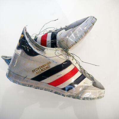 Cyril Le Van, 'Adidas sneakers', 2014