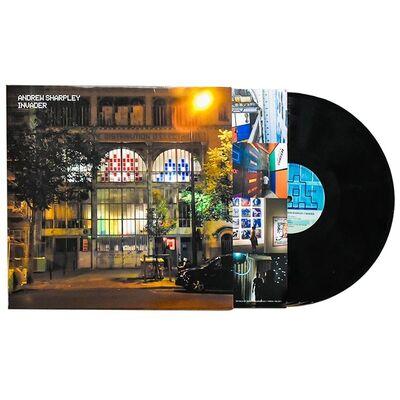 Invader, 'ANDREW SHARPLEY INVADER TEST RECORDINGS 08 (Record)', 2021