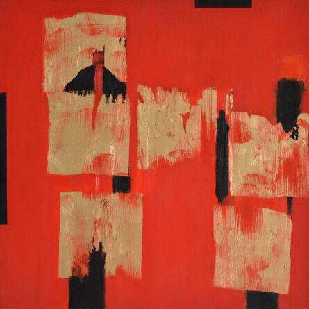 Carol Massa, 'Red and Gold', 2015