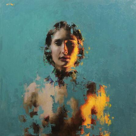 Mia Bergeron, 'Resolved', 2015